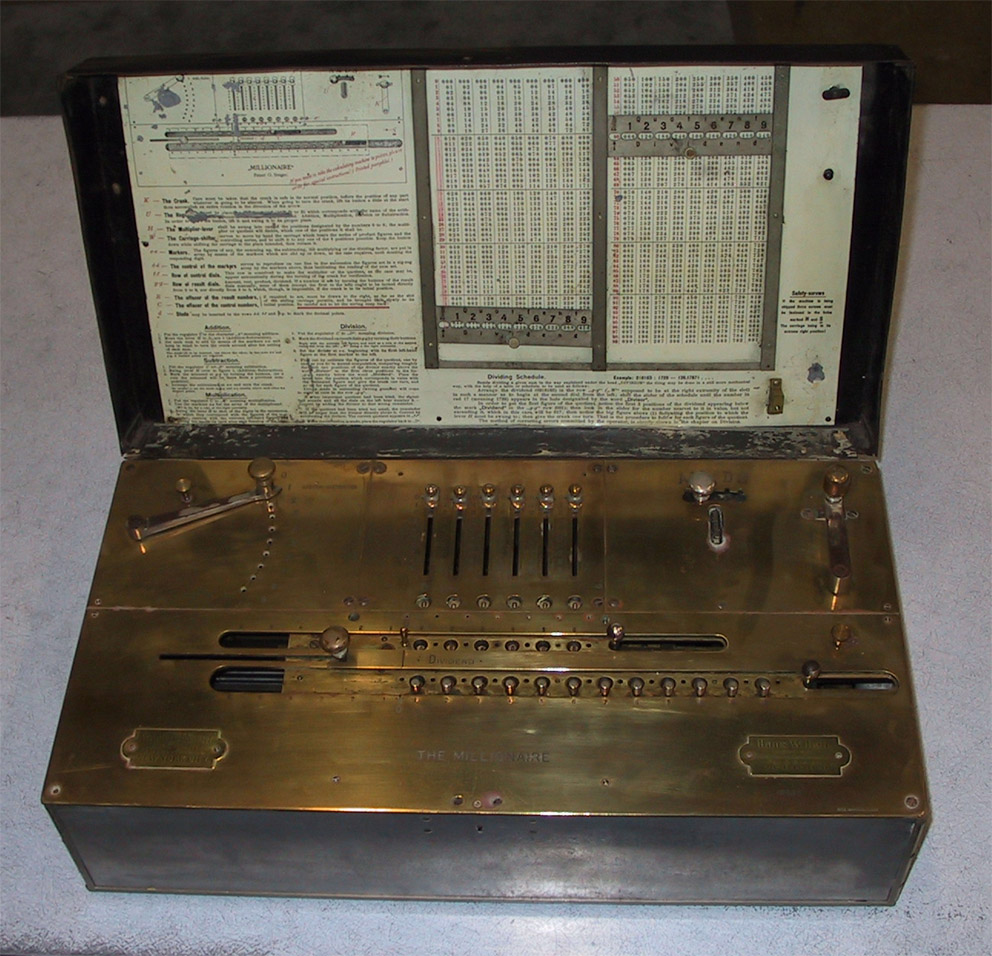history of computers Gordon moore, a co- founder of intel, predicts that the number of transistors which  can be placed on a single chip will double every year the prediction was.
